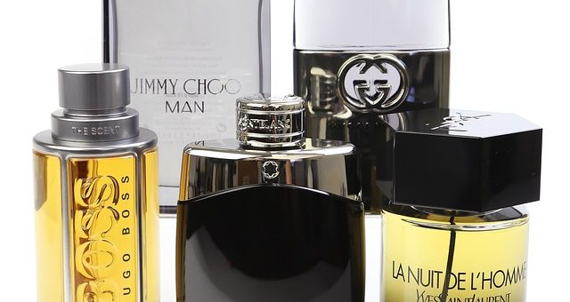 Reklama perfum