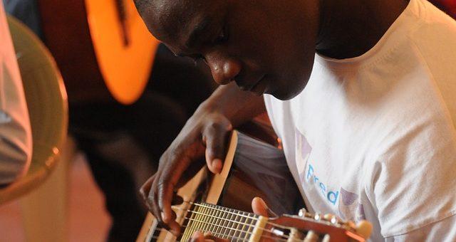 Korepetycje z gry na gitarze