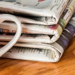 Okładka gazety szablon - generatory okładek online