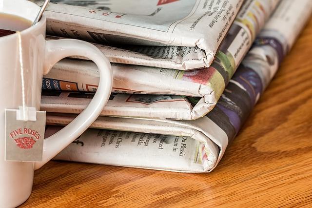 Sklad gazet