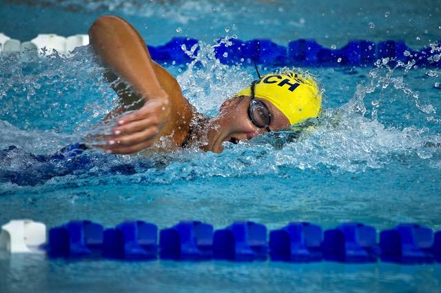 Reklama nauki plywania