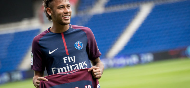 10 najdroższych transferów w historii piłki nożnej
