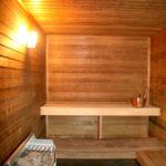 Elektryczny piec do sauny